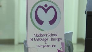 Madison School of Massage Therapy & Therapeutic Clinic logo