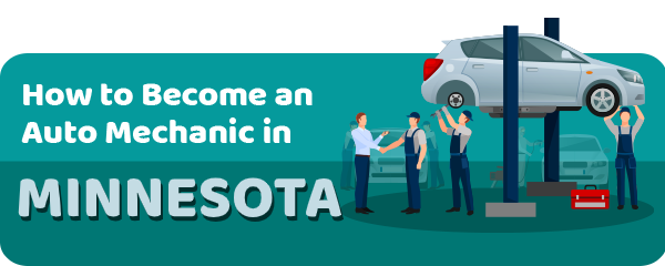 How to Become an Auto Mechanic in Minnesota