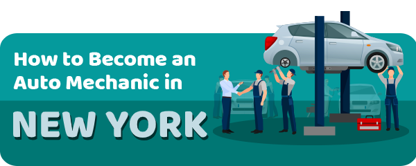 How to Become an Auto Mechanic in New York