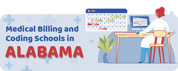 Medical Billing and Coding Schools in Alabama