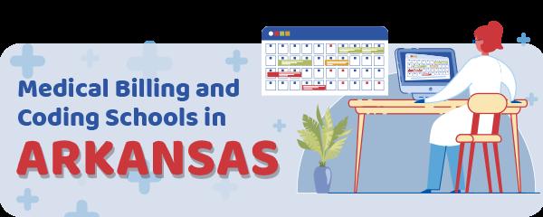 Medical Billing and Coding Schools in Arkansas