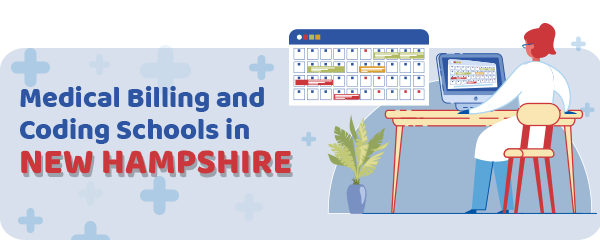 Medical Billing and Coding Schools in New Hampshire