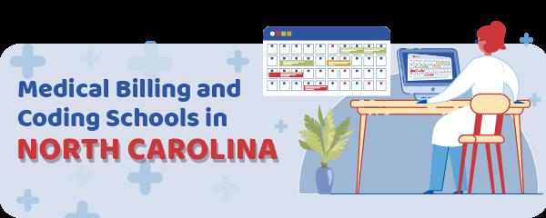 Medical Billing and Coding Schools in North Carolina