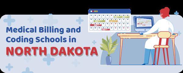 Medical Billing and Coding Schools in North Dakota