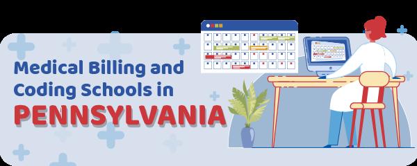 Medical Billing and Coding Schools in Pennsylvania