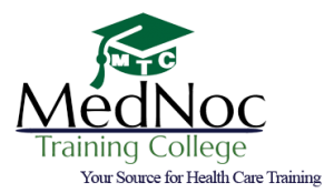 MedNoc Training College: CNA, CMA, HHA MAT, BLS Phlebotomy Tech, Pharmacy Tech, Medical Assistant logo