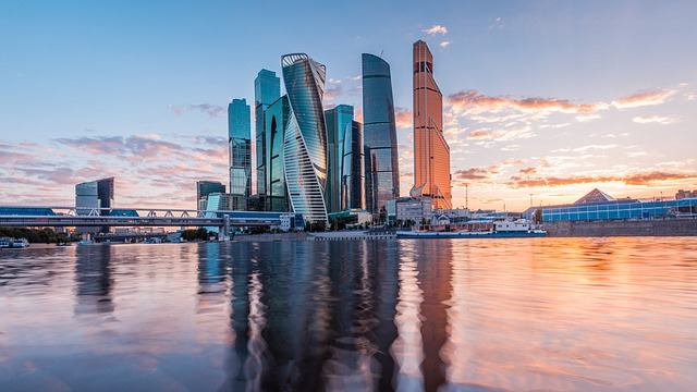 Moscow as an example for good architecture