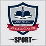 Mueller College logo