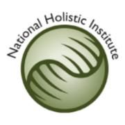 National Holistic Institute - Modesto Massage School logo