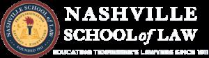 Nashville School Of Law logo
