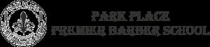 Park Place Premier Barber School logo