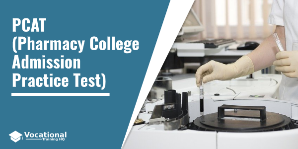 PCAT (Pharmacy College Admission Practice Test)