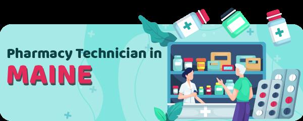 Pharmacy Technician Schools in Maine