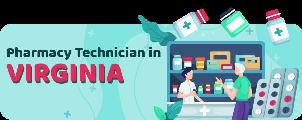 Pharmacy Technician Schools in Virginia
