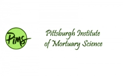 Pittsburgh Institute of Mortuary Science logo