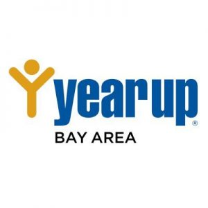 Year Up Bay Area - Silicon Valley logo