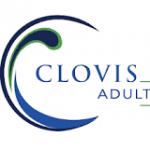 Clovis Adult Education logo