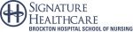 Signature Healthcare Brockton Hospital School of Nursing logo