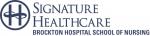 Signature Healthcare Brockton Hospital School of Nursing logo