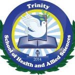 Trinity School of Health and Allied Sciences logo