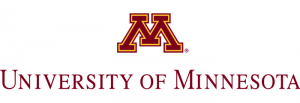 UNIVERSITY OF MINNESOTA TWIN CITIES logo