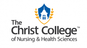 The Christ College of Nursing and Health Sciences logo