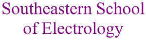 Southeastern School of Electrology logo
