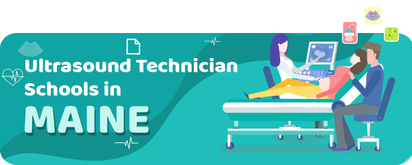 Ultrasound Technician Schools in Maine