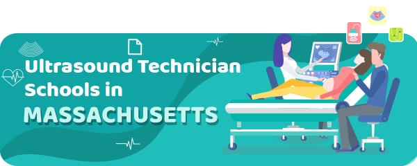 Ultrasound Technician Schools in Massachusetts