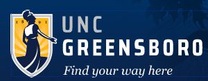 University of North Carolina-Greensboro logo