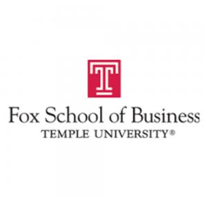 Temple University-Fox School of Business logo