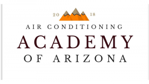 Air Conditioning Academy of Arizona logo