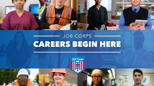 Job Corps Outreach & Admissions logo