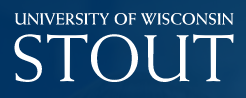 University of Wisconsin Stout logo