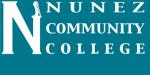 Nunez Community College logo