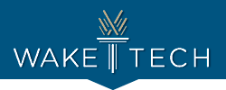 wake tech community college logo