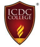 ICDC College logo